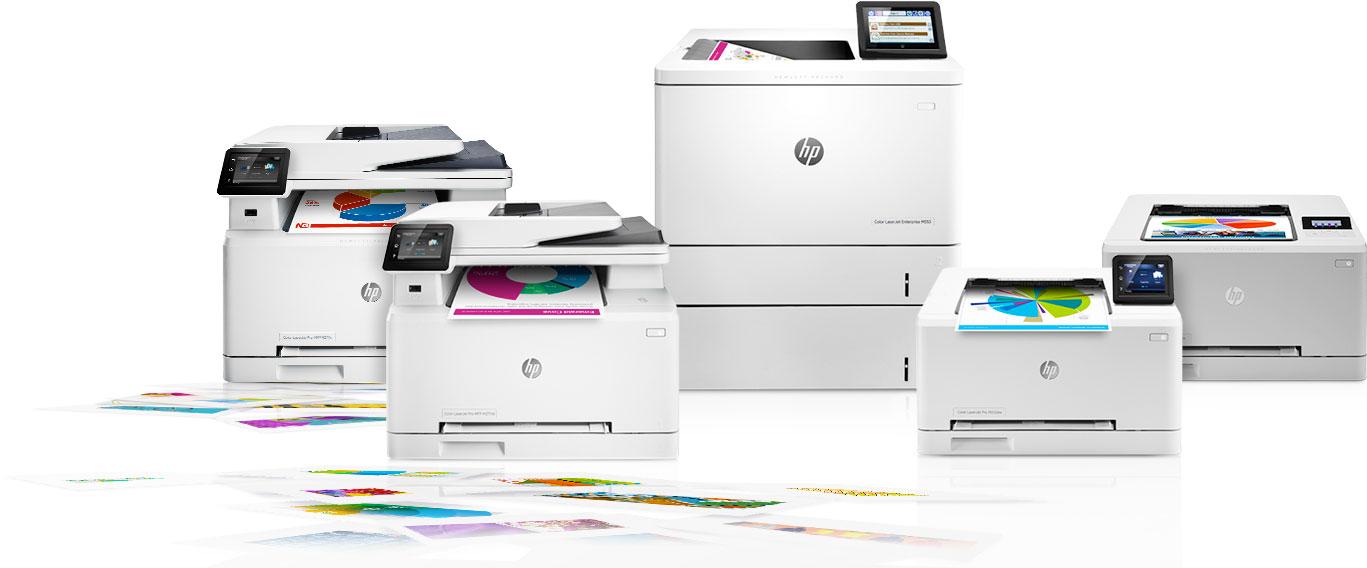 Reparación y venta de impresoras en Madrid