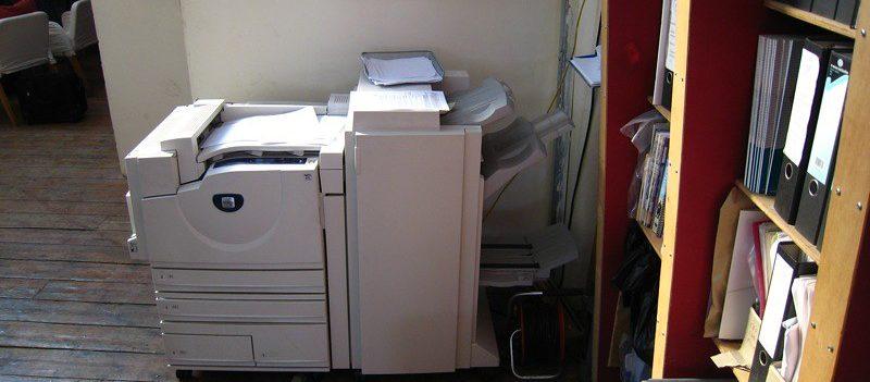 Reparación y venta de fotocopiadoras en Las Rozas