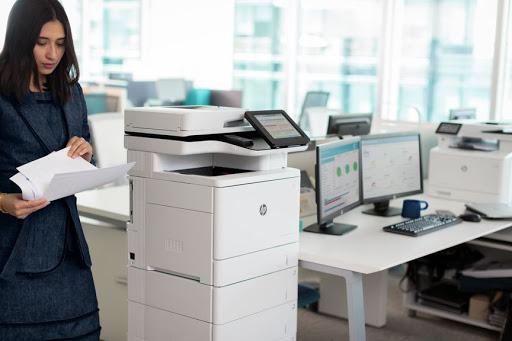 Reparar impresora HP Madrid