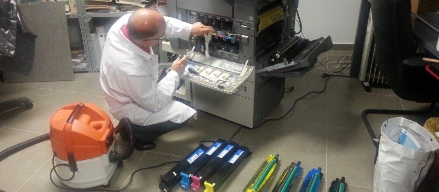 Reparación Impresoras Collado Villalba (MADRID)