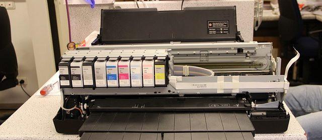 Reparación y venta de impresoras en Mostoles